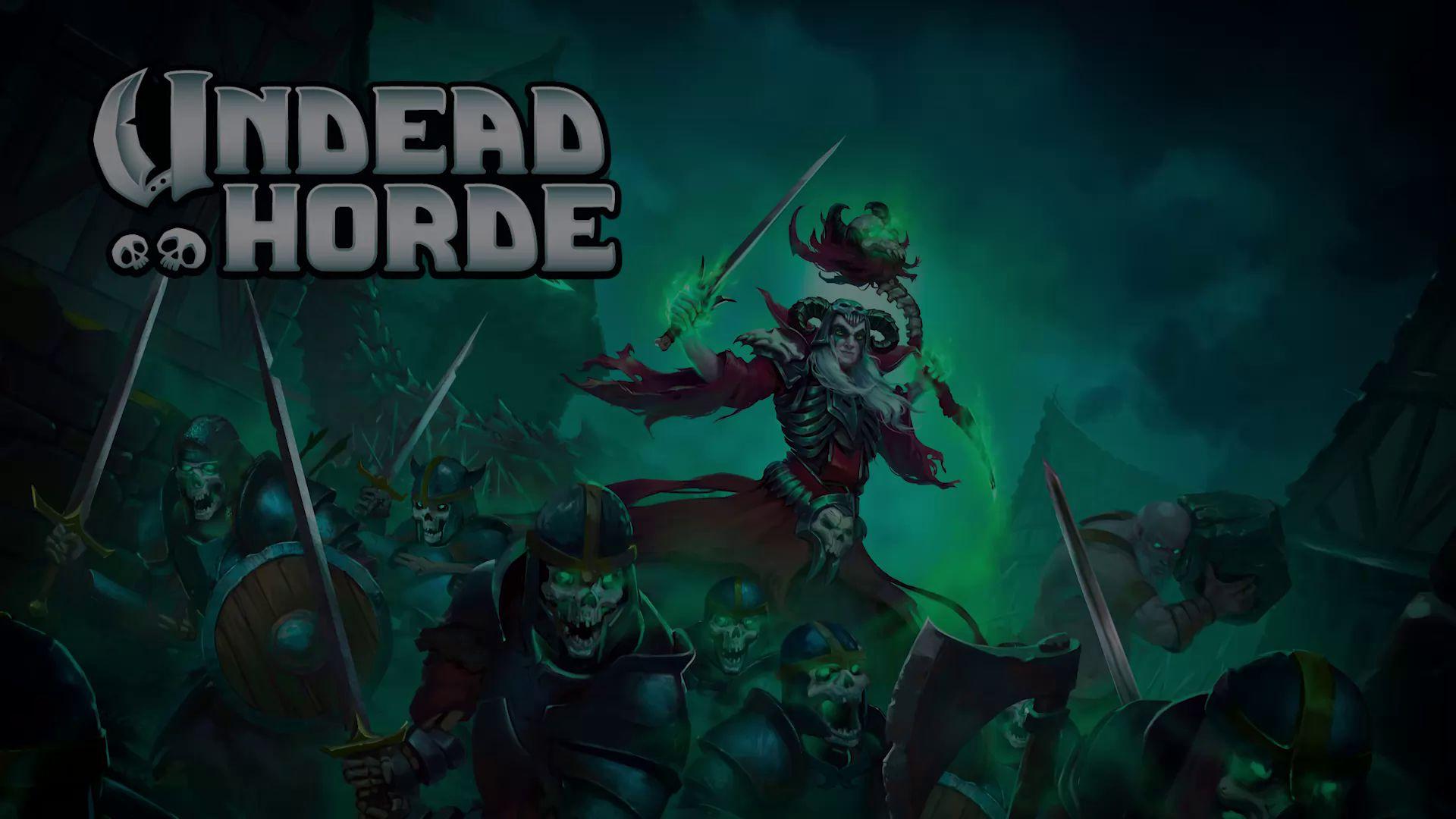 Undead Horde: Официальный трейлер