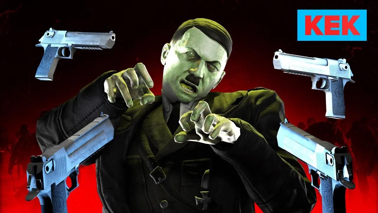 Zombie Army 4: Dead War: Кооп тысячелетия в Zombie Army 4