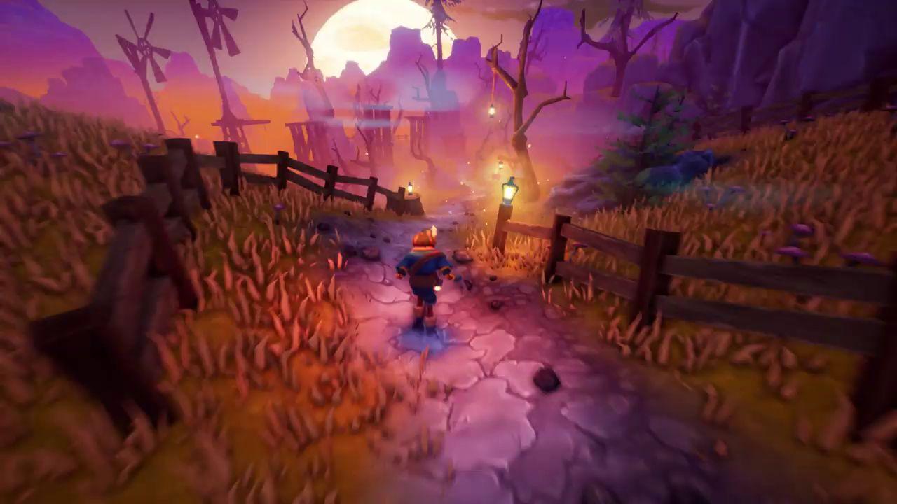 Pumpkin Jack: Анонс игры