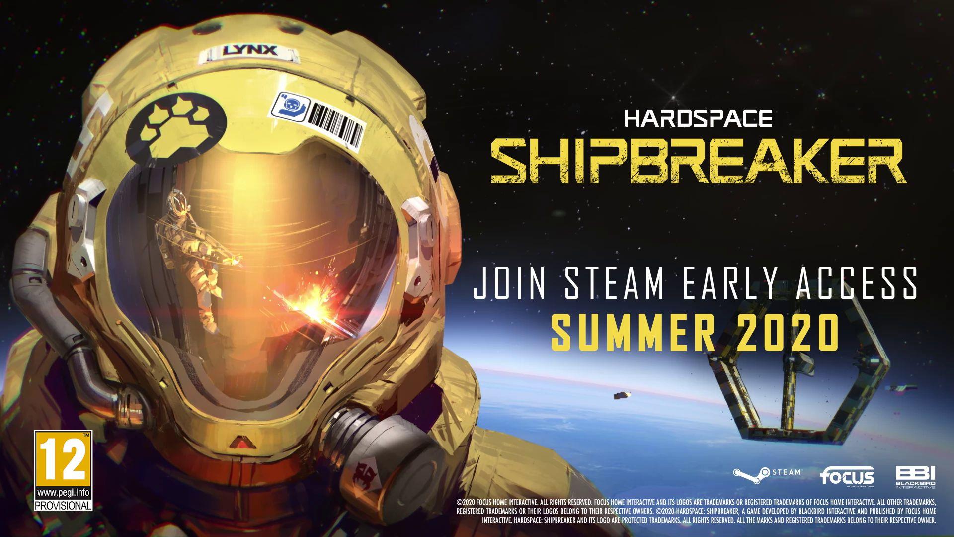 Hardspace: Shipbreaker: Анонс игры
