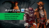 Appzor №30 — Dead Ahead, Space Hulk, AC Pirates, Heroes of Dragon Age…
