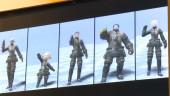 Анимации персонажей