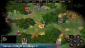 Игромир 2010. Интервью по игре «Might & Magic: Heroes 6»