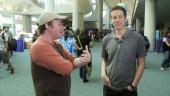 Интервью с SDCC 10