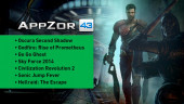Appzor №43 — Sky Force 2014, Oscura Second Shadow, Sonic Jump Fever…
