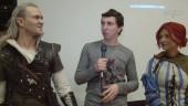 Репортаж с презентации нового уровня игры «Ведьмак 2: Убийцы королей»