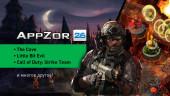 Appzor №26 — The Cave, Gunner Z, Drift Mania, Call of Duty: Strike Team…
