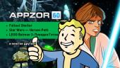 Appzor №60 — Fallout Shelter, LEGO Batman 3, Sonic Runners…