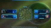 StarCraft 2 - деремся друг с другом (запись)
