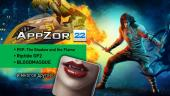 AppZor №22 - BloodMasque, Asterix: Мегаоплеуха, Riptide GP2, Prince of Persia: The Shadow and the Flame, Crazy Taxi, Monster Shooter 2...