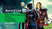 Appzor №32 — Cut the Rope 2, RoboCop, YesSir, ShadowBlade, Slender Rising 2…
