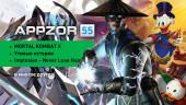 Appzor №55 — Mortal Kombat X, Alto's Adventure, Утиные истории, Rogue Star…