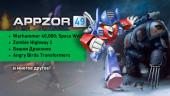 Appzor №49 — Башни Драконов, Angry Birds Transformers, Zombie Highway 2, Monzo…