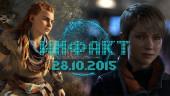 Инфакт от 28.10.2015 — конференция Sony на Paris Games Week 2015