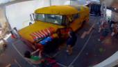 Автобус на прокачку