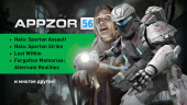 Appzor №56 — Lost Within, Halo: Spartan Assault, Does not Commute…