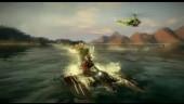 Хаос на острове
