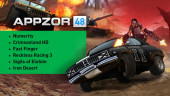 Appzor №48 — Iron Desert, Reckless Racing 3, Crimsonland HD, Numerity…