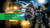 Appzor №27 [Мобильные игры] — Dead Trigger 2, Random Runners, Echo Prime, Plants vs. Zombies 2…