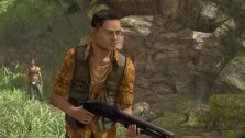 Геймплей Uncharted: Drake's Fortune