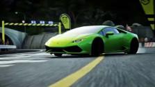 Lamborghini в игре