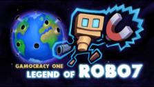 Про людей и робота