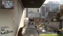 Геймплей мультиплеера Call of Duty: Black Ops 3 beta — карта Combine