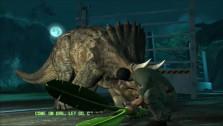 Трицератопс и Тиранозавр