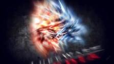 Тирекс против спинозавра