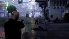 Агент 47 в Гонконге