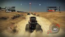Геймплей (monster truck)