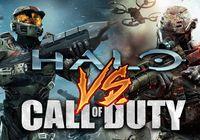 Halo против Call of Duty