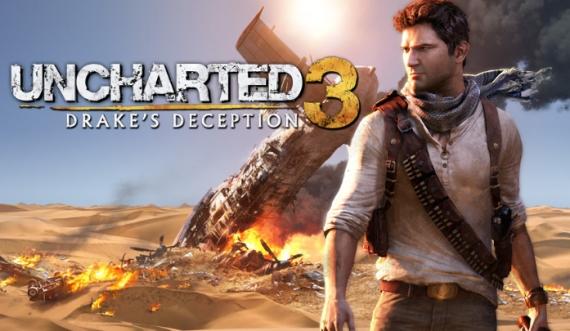 Uncharted 3: Drake's Deception 13 миллионов!