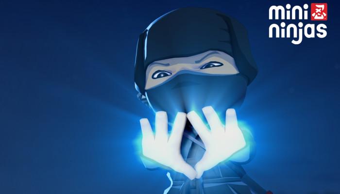 к игре Mini Ninjas