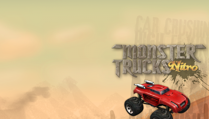 к игре Monster Trucks Nitro