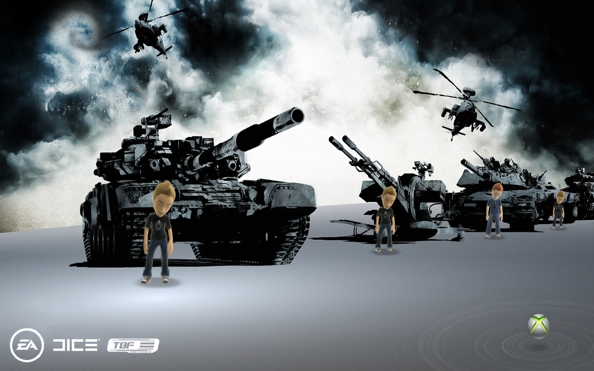 Battlefield bad company wallpaper - photo#14
