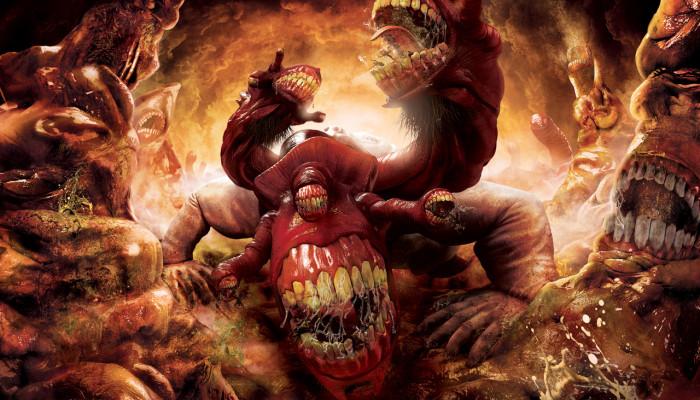 к игре Dante's Inferno
