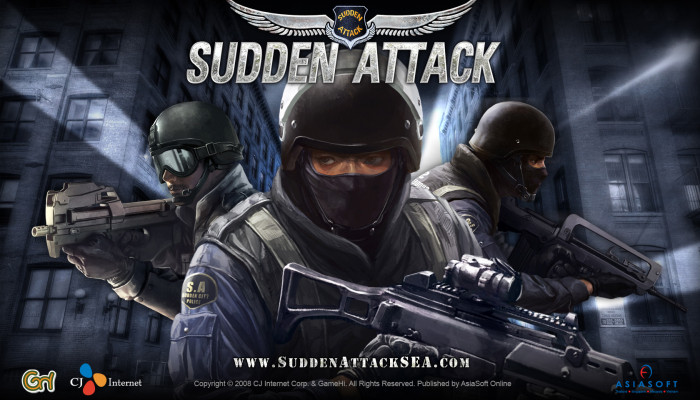 к игре Sudden Attack