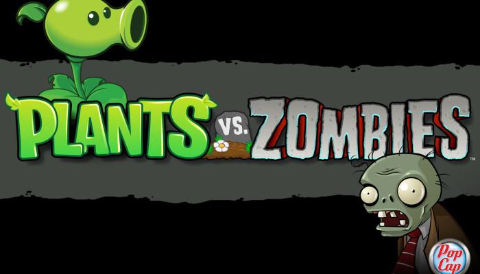 к игре Plants vs. Zombies