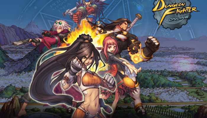 к игре Dungeon Fighter Online