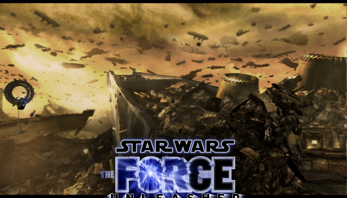 к игре Star Wars: The Force Unleashed