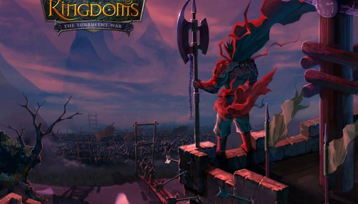к игре Battle of Kingdoms: The Turbulent War