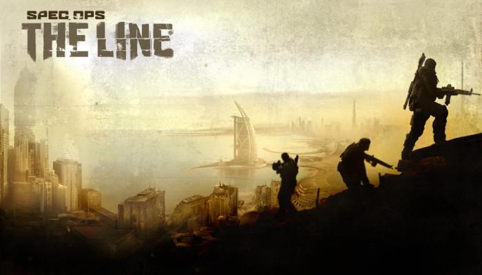 к игре Spec Ops: The Line
