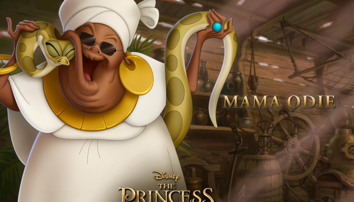 к игре Princess and the Frog, The