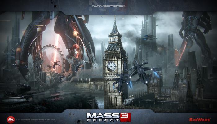 к игре Mass Effect 3