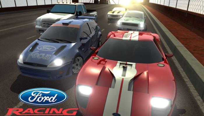 к игре Ford Racing 2