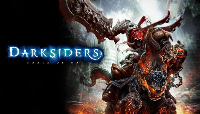 к игре Darksiders: Wrath of War