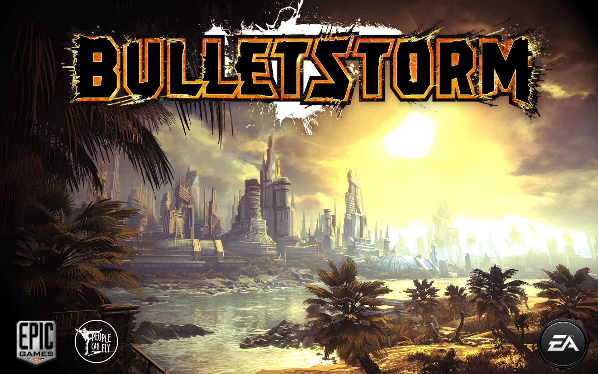 Обои 2011, bulletstorm, game. Игры foto 6