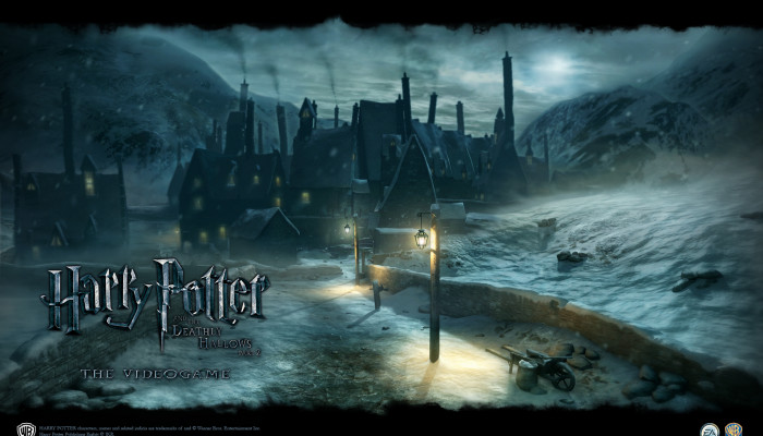 к игре Harry Potter and the Deathly Hallows: Part 2
