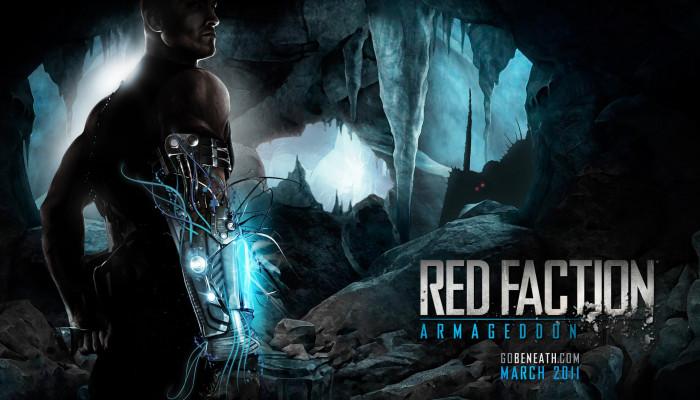 скачать игру Red Faction Armageddon через торрент - фото 9